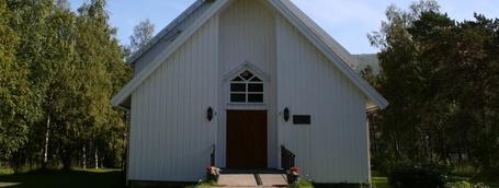 Universell utforming og kirkebygg