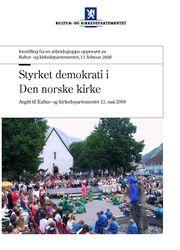 Styrket demokrati i Den norske kirke
